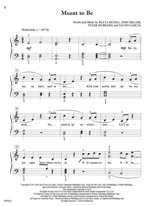 ChordTime® Piano Hits